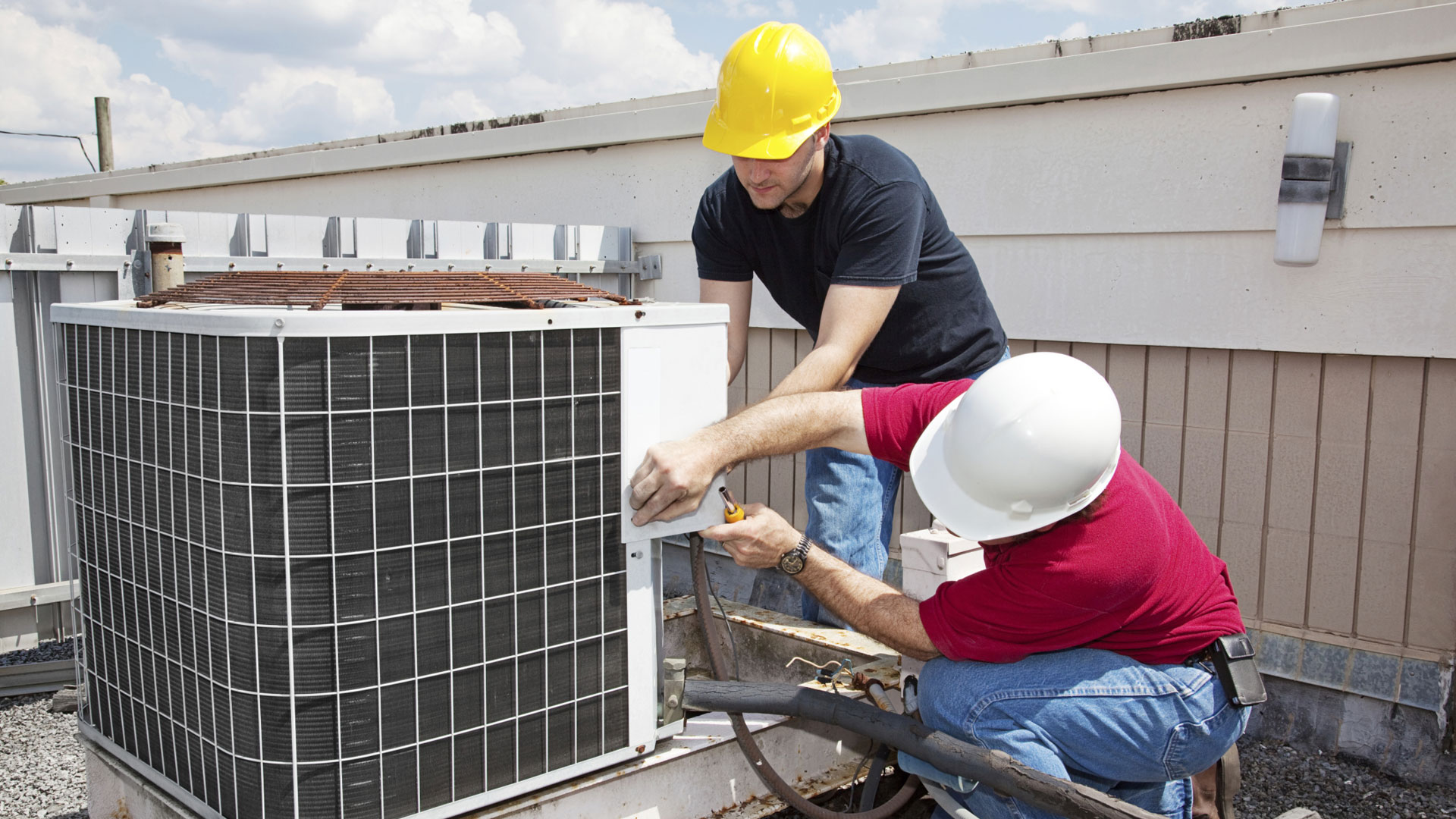 repairing both commercial and residential air conditioner on time