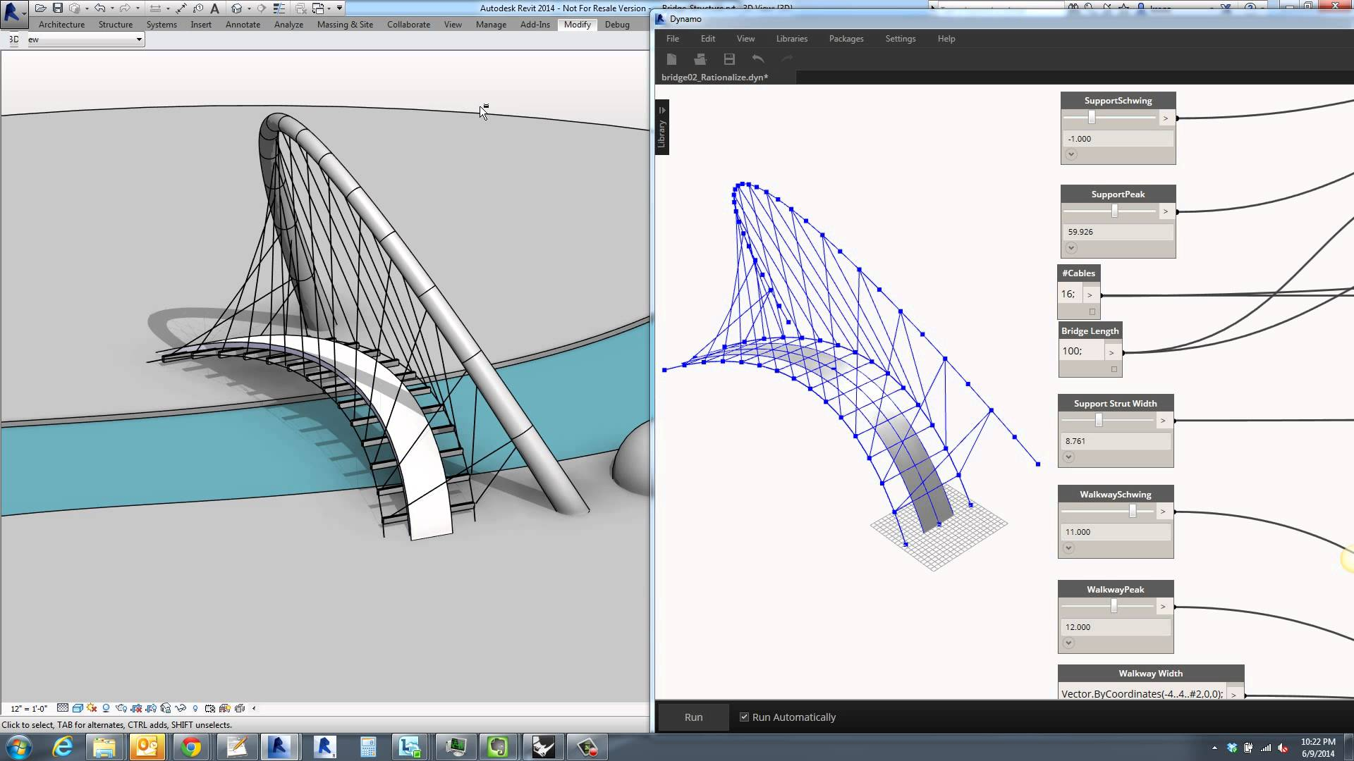 Helping Architects Of Showroom And Buildings With Revit