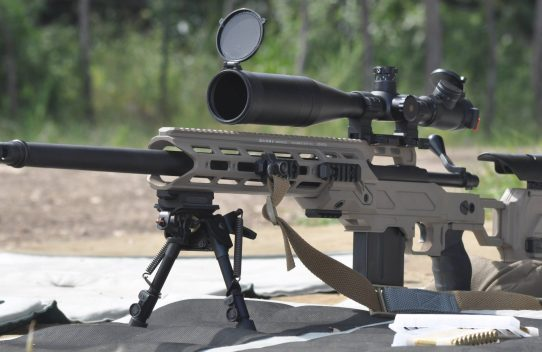 Learn How to choose a scope for 308 rifle to attack