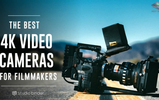 Best 4k Cameras to click photos and pictures