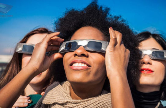 Steps to learn How to Make Solar Eclipse Glasses