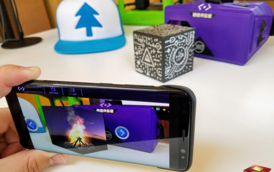 Merge Cube AR is a new way to interact